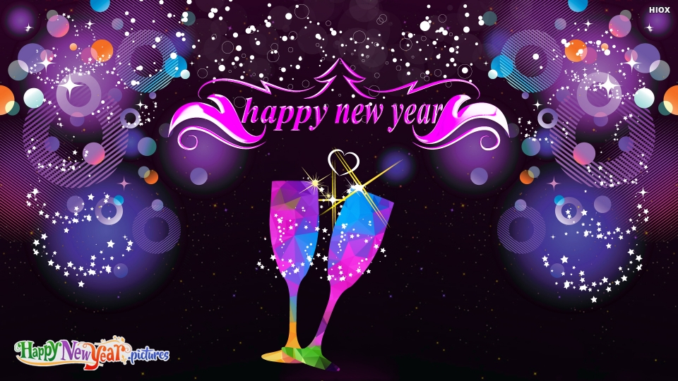 Happy New Year Dear FB Friends