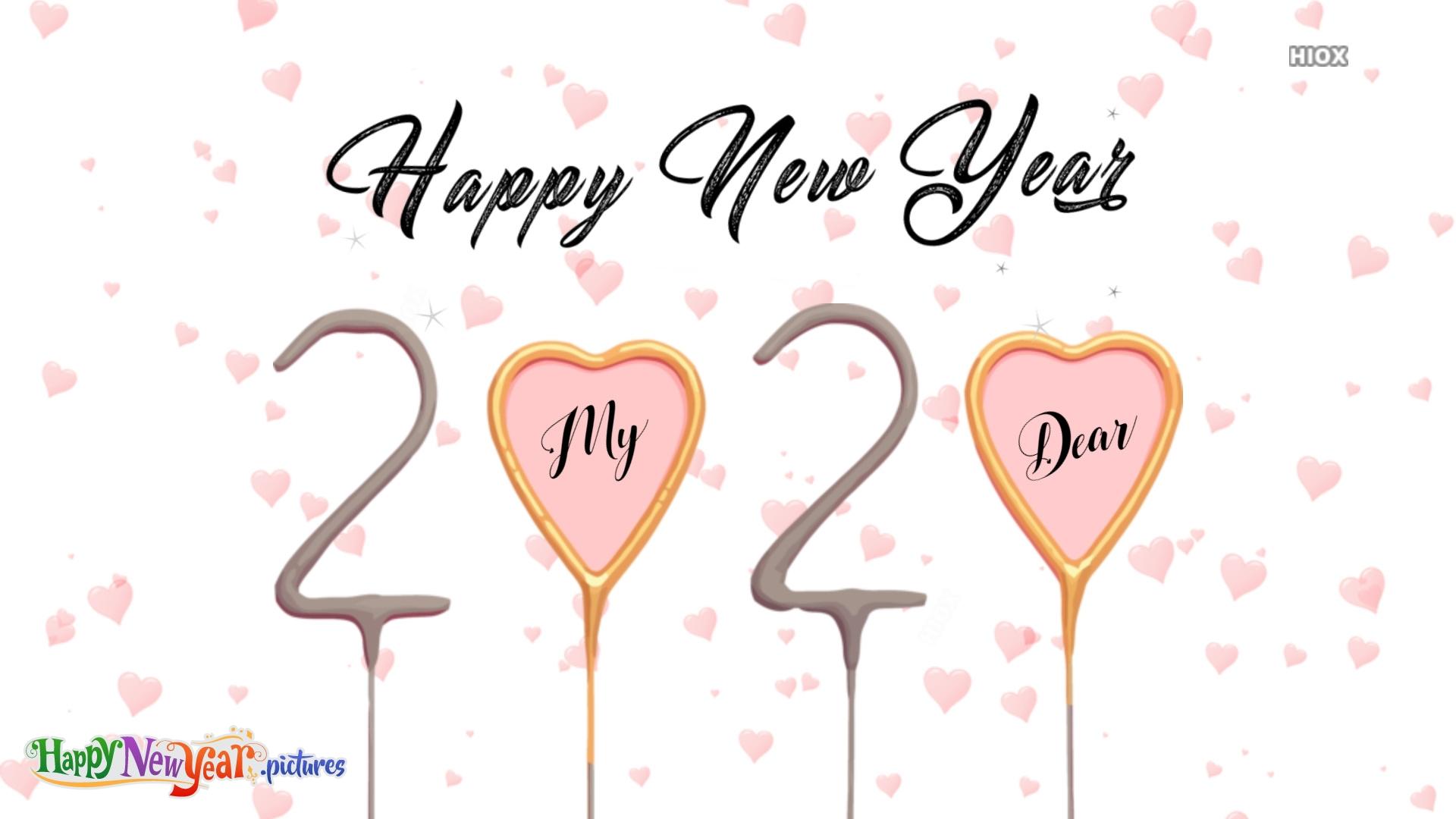 Happy New Year My Dear Love
