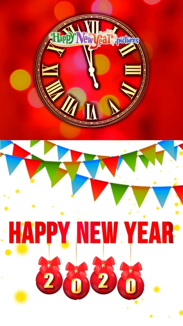 Happy New Year 2020 Wishes My Dears