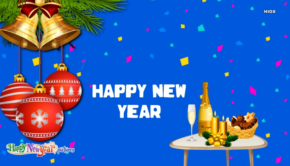Happy New Year Drinks Images