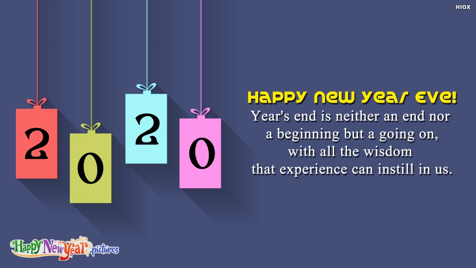 Happy New Year Eve Images, Wishes, Quotes