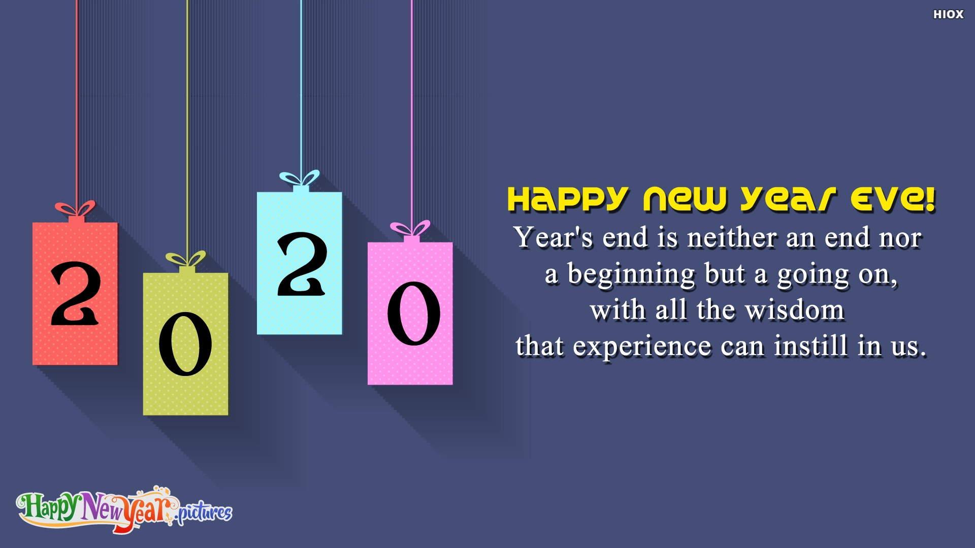 Happy New Year Eve Wishes