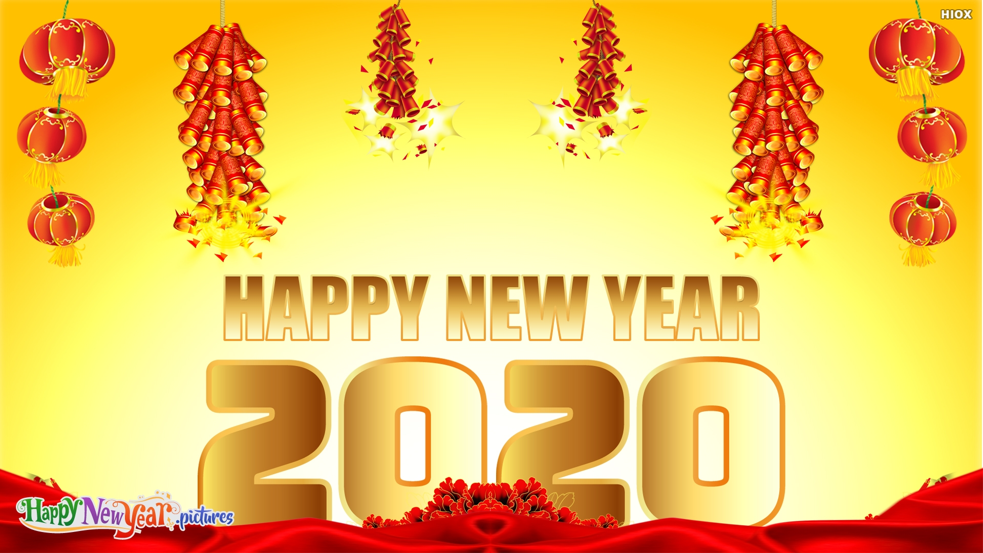 Happy New Year Wishes To Each and Everyone