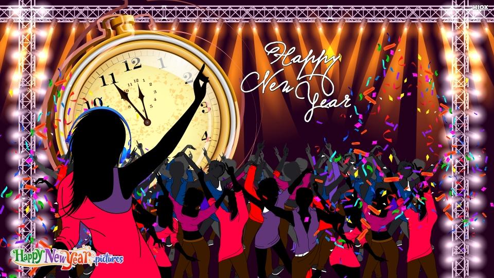 Happy New Year FB Besties