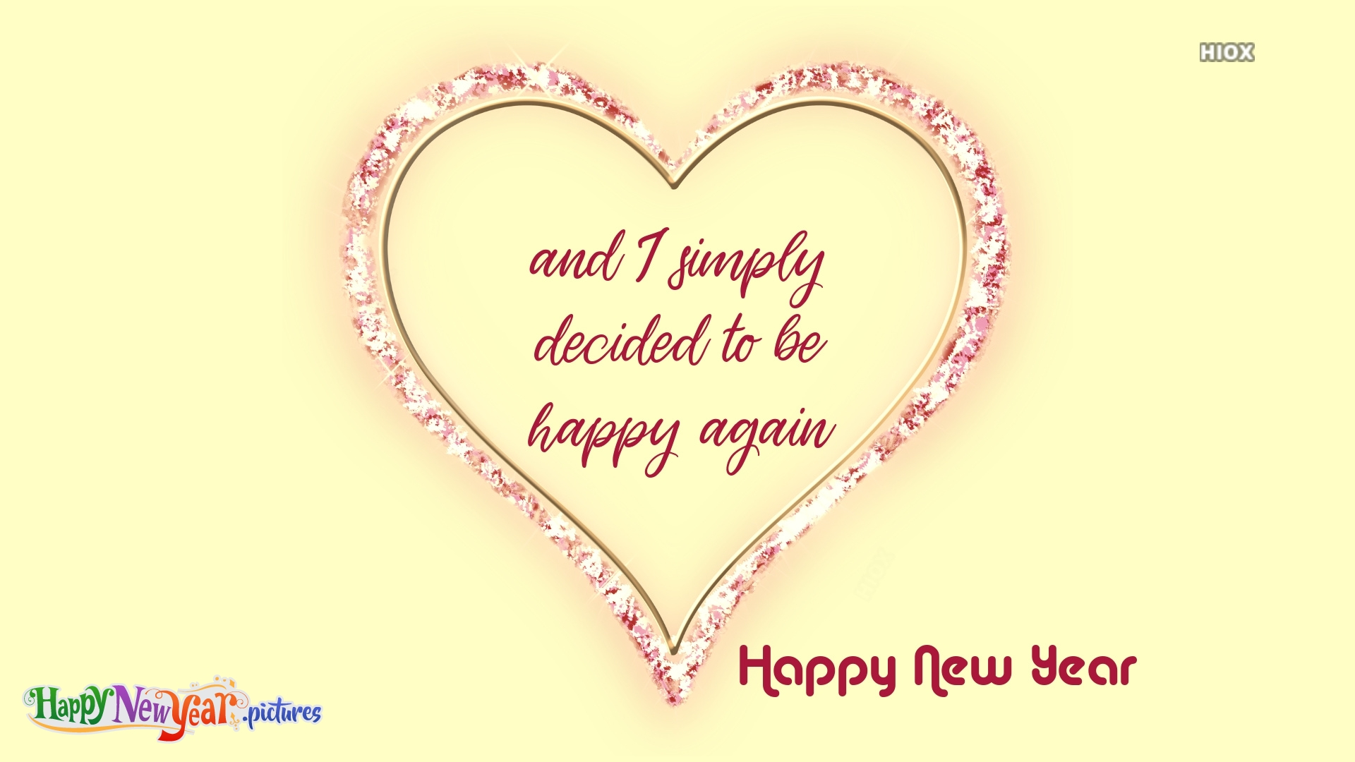 Happy New Year Happy Wishes To All