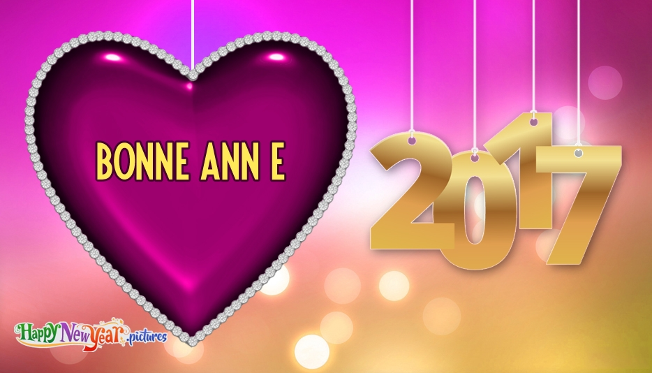 Happy New Year French - Happy New Year Images in French
