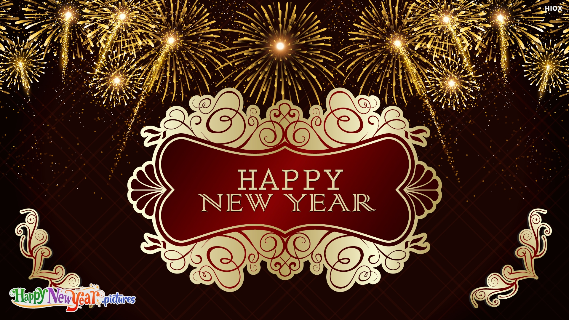 Happy New Year My Lovely Friends