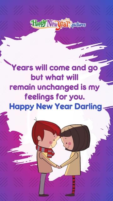 Happy New Year My Dear GF