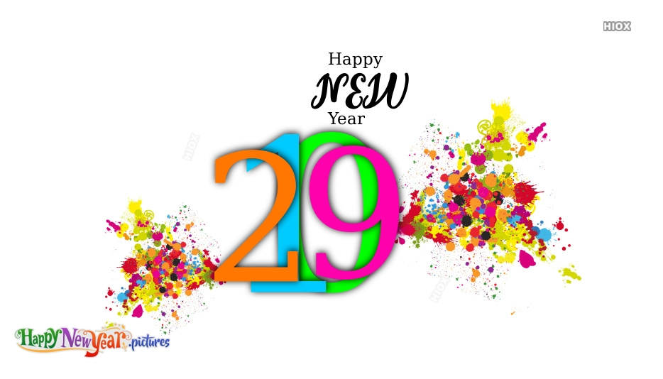 Cute Happy New Year Images, Pictures
