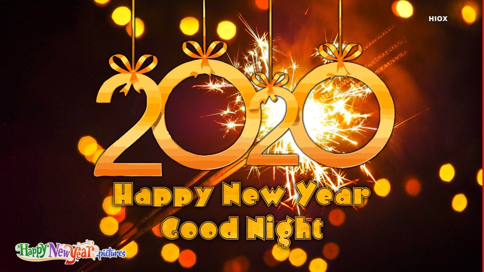 New Year Night Happy New Year Wishes