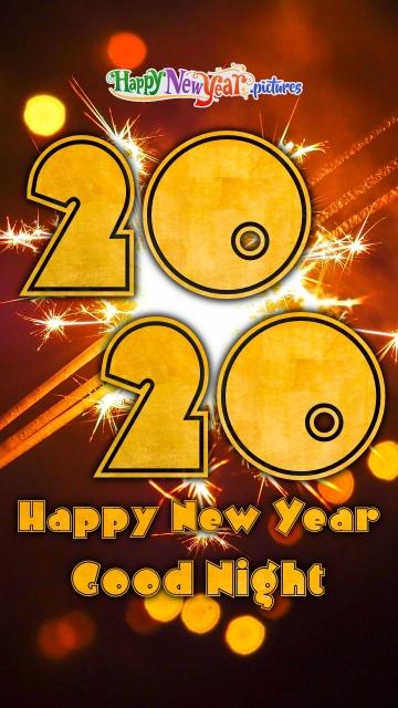 Happy New Year Good Night