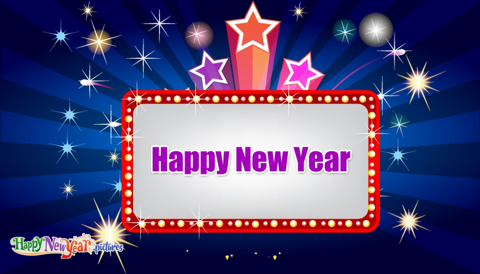 Happy New Year Greeting - Happy New Year Images for Friends