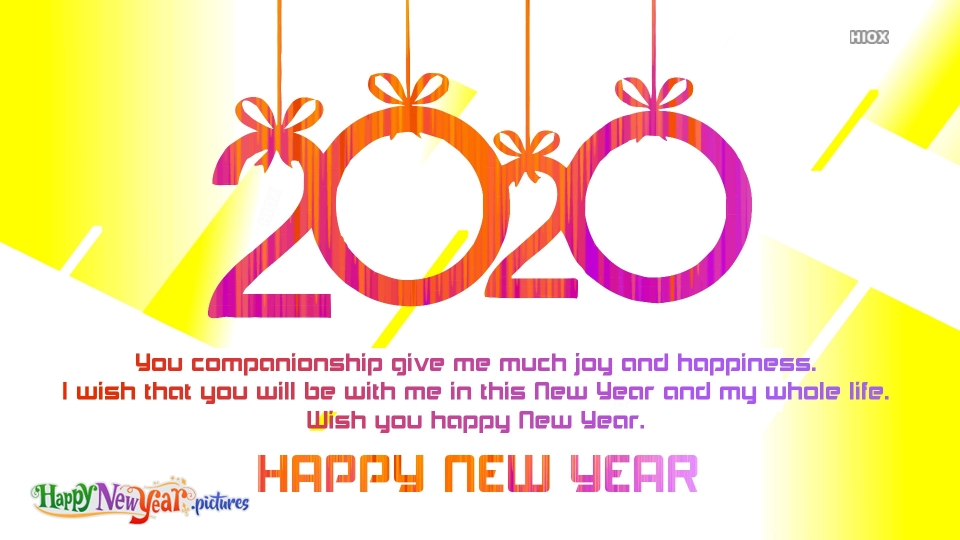 Heart Touching Happy New Year Wishes Quotes