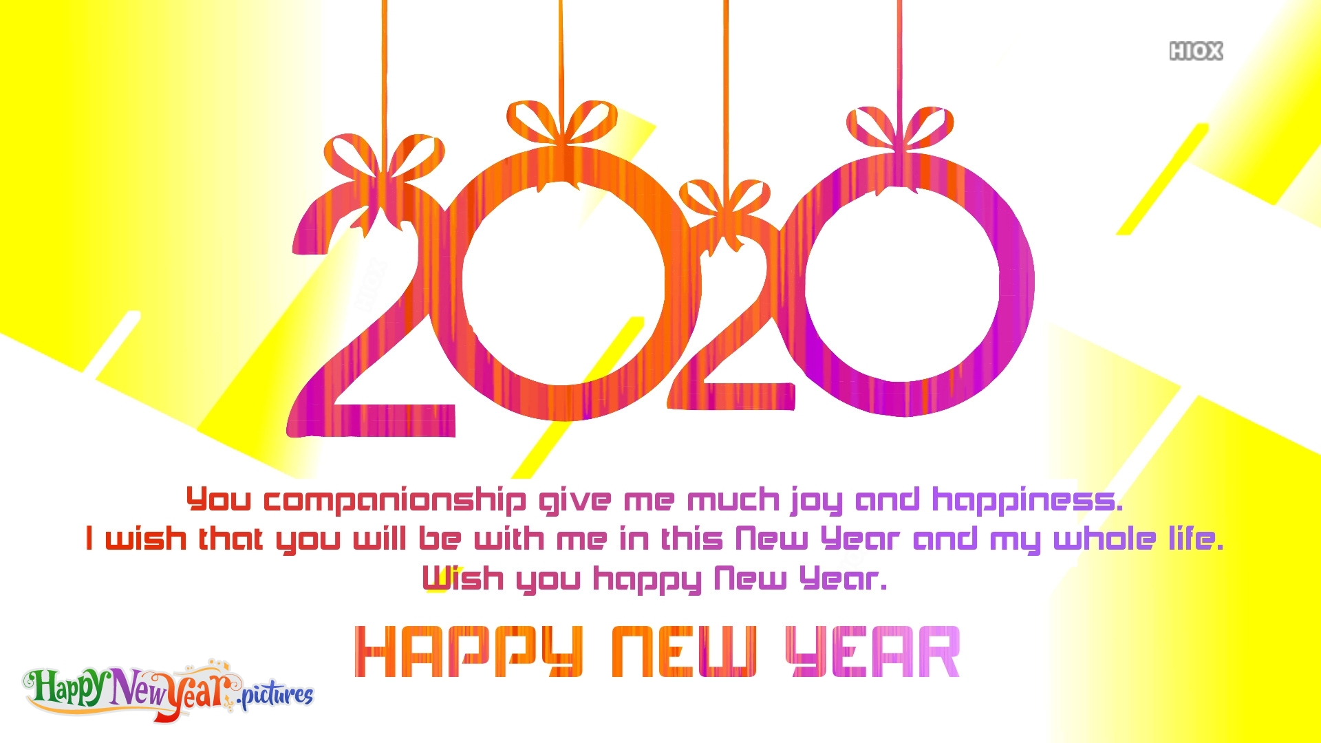 Happy New Year Heart Touching Wishes Quotes