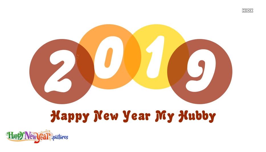 Happy New Year Husband 2019
