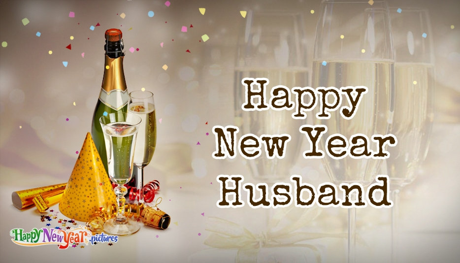Happy New Year Husband - Happy New Year Images for Husband