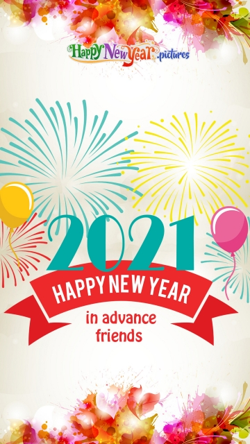 Happy New Year In Advance Friends!