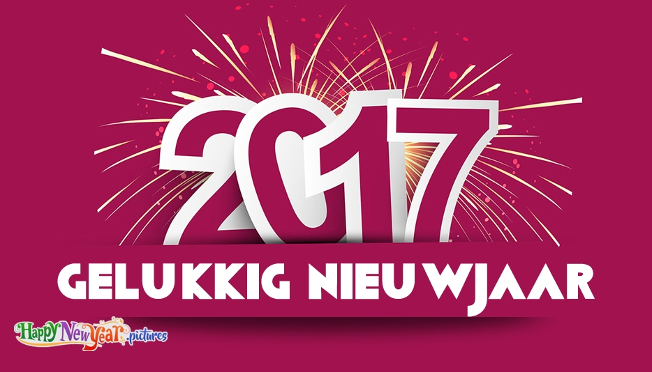 Happy New Year in Dutch - Happy New Year Images for Dutch