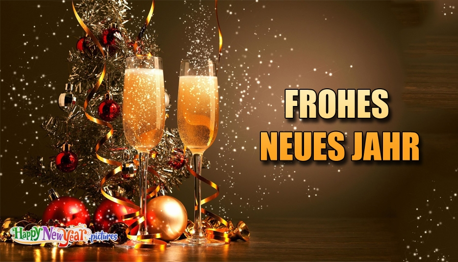 Happy New Year Images in German