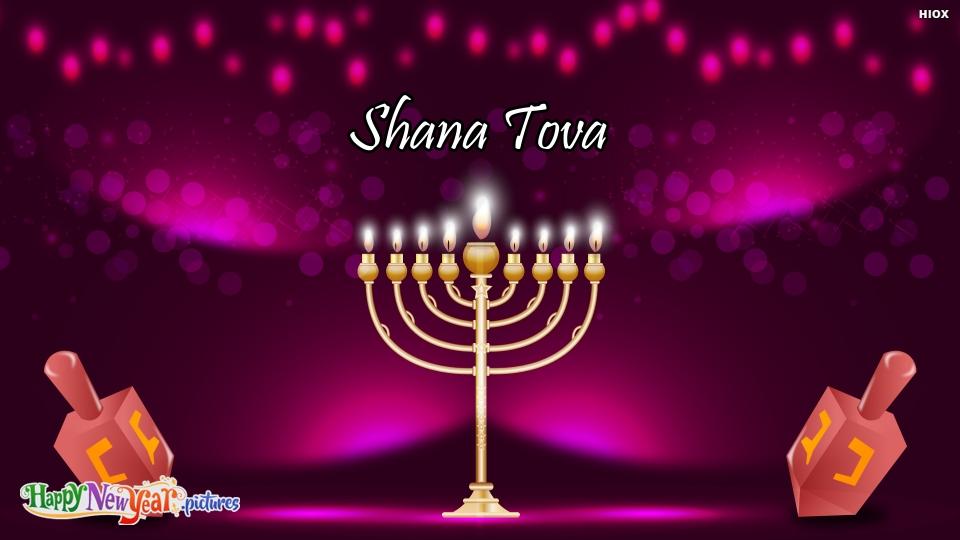 Happy New Year To Jewish Friends