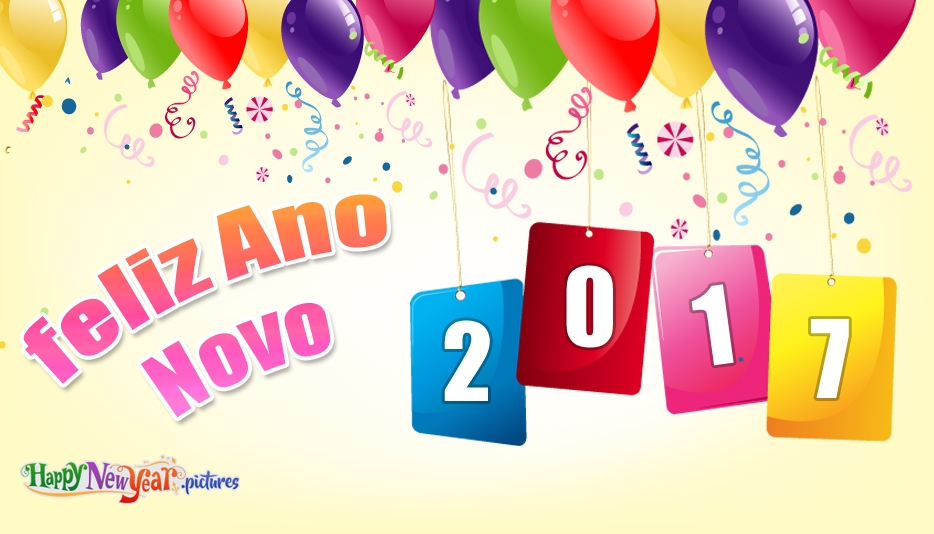 Happy New Year in Portuguese - Happy New Year Images for Portuguese