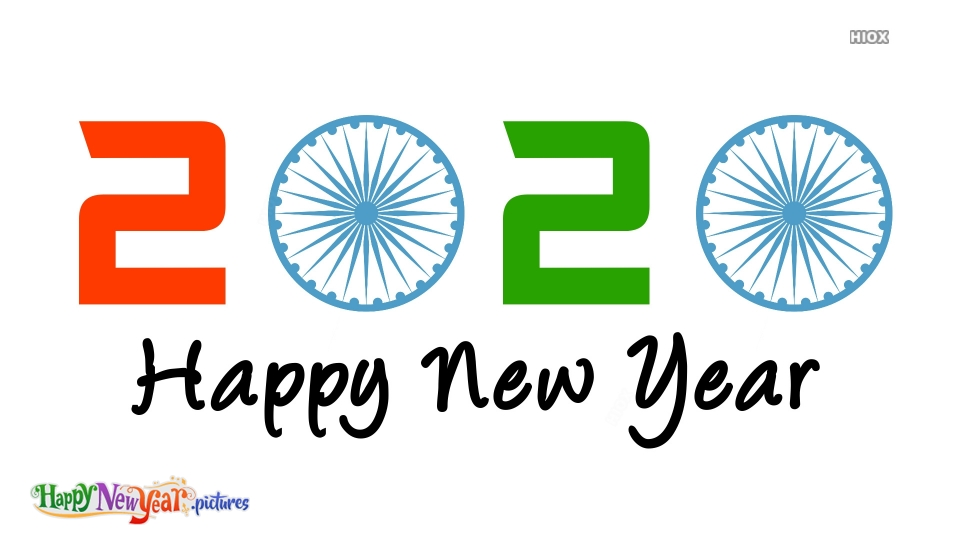 Happy New Year India