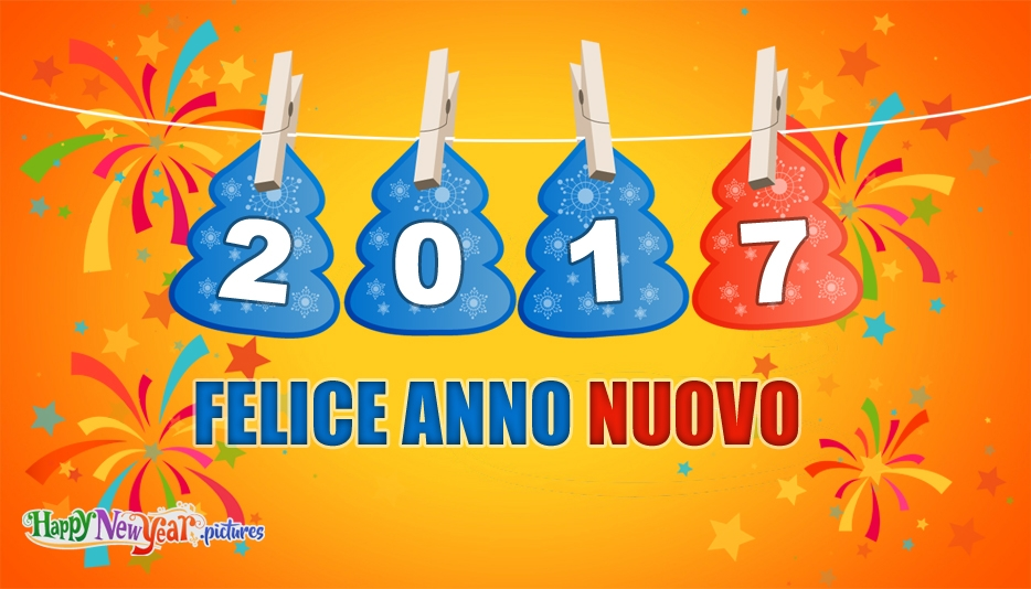 Happy New Year in Italian - Happy New Year Images for Italian