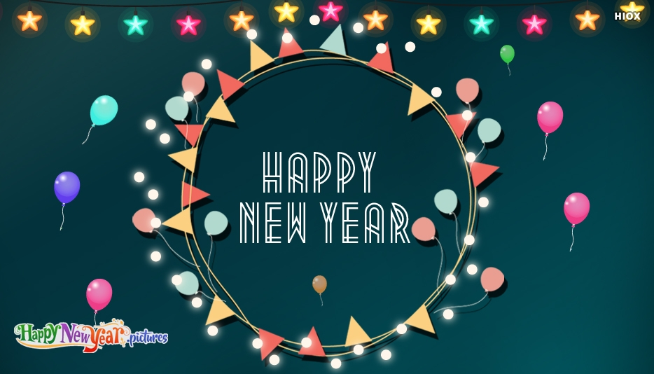 Happy New Year Latest Image - Happy New Year Images for Friends