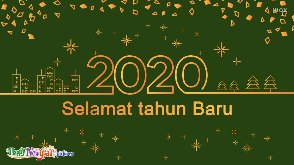 Happy New Year 2020 Dear Malay Friends