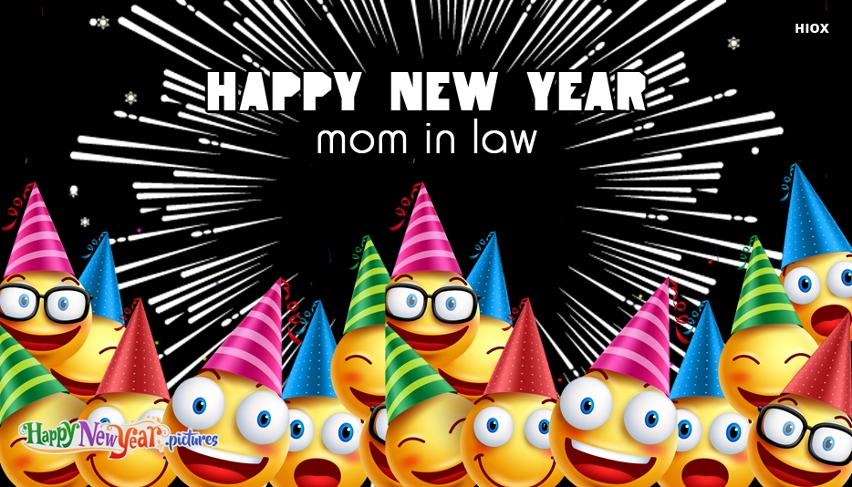 Happy New Year Mom In Law