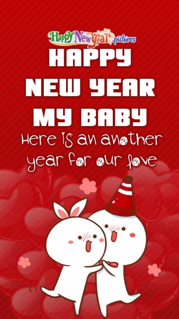 Happy New Year My Baby