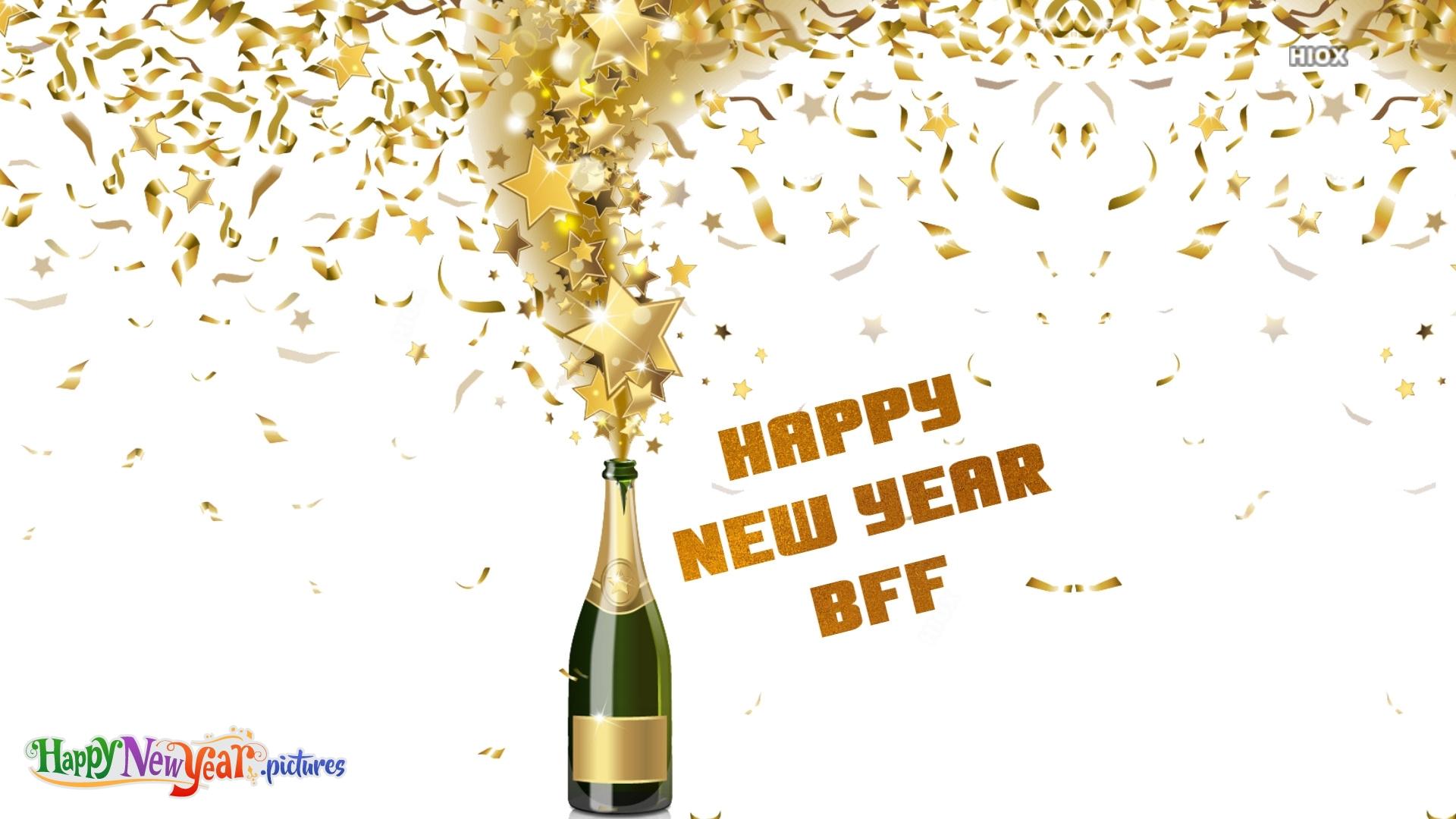Happy New Year My Bff