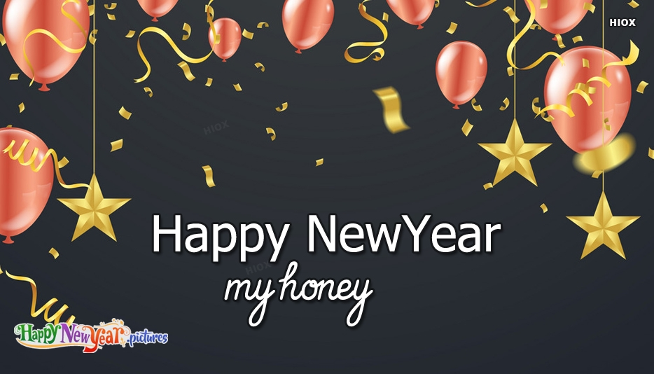 Happy New Year Star Images
