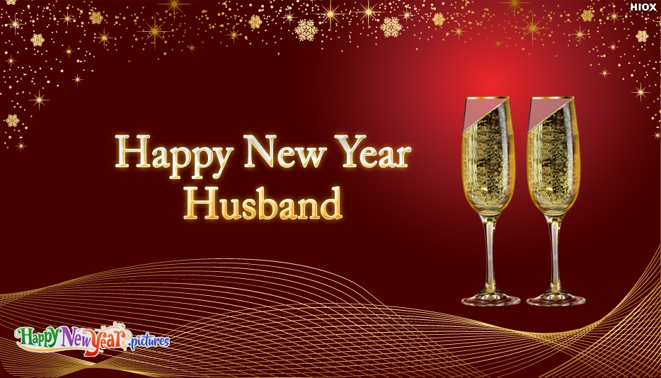 Happy New Year My Husband