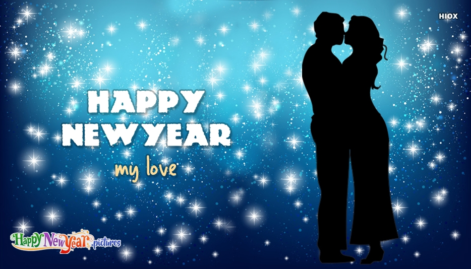 Happy New Year My Love Images Download