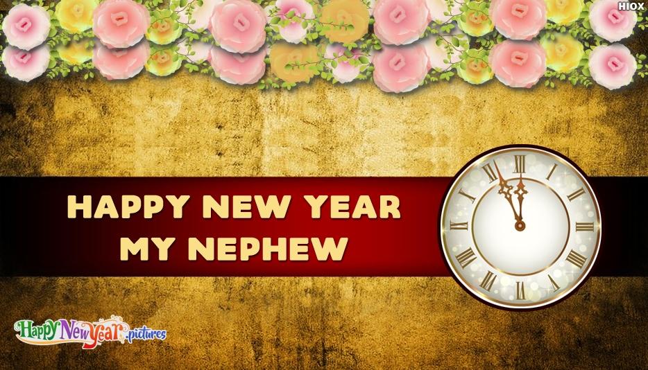 Happy New Year Nephew Images
