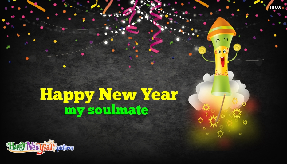 Happy New Year My Soulmate