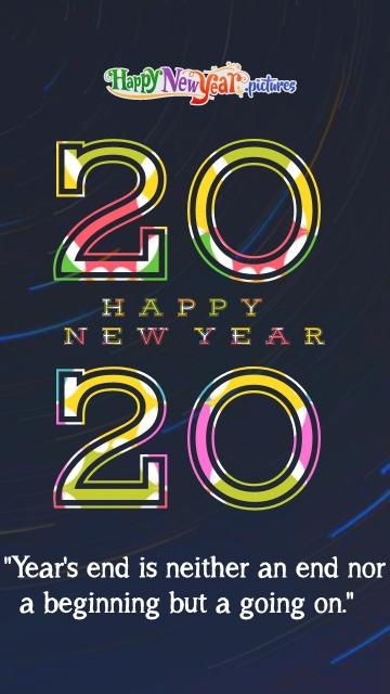 Happy New Year My Sweet Friends