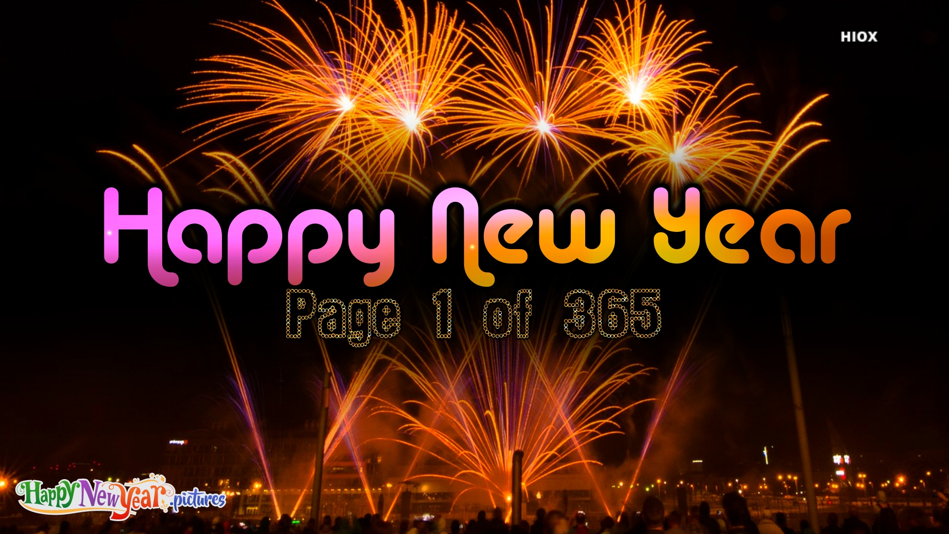 Happy New Year Party wishes