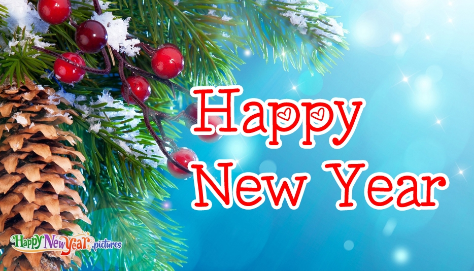 Happy New Year Pic - Happy New Year Images for Friends