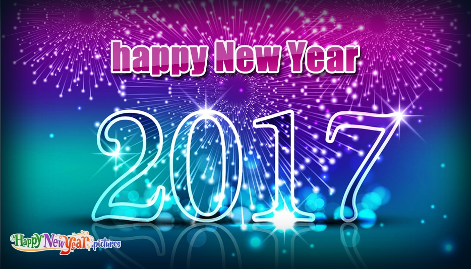 Happy New Year Picture - Happy New Year Images for 2017