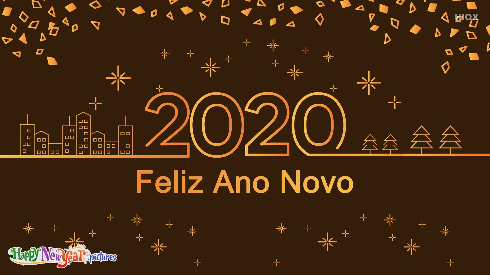 Happy New Year 2020 Dear Portuguese Friends