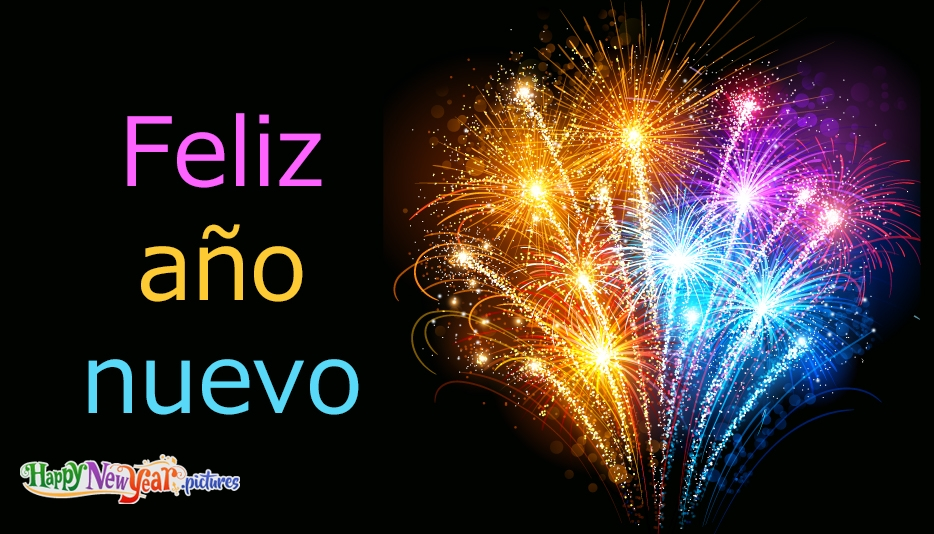 Happy New Year Spanish - Happy New Year Images in Spanish