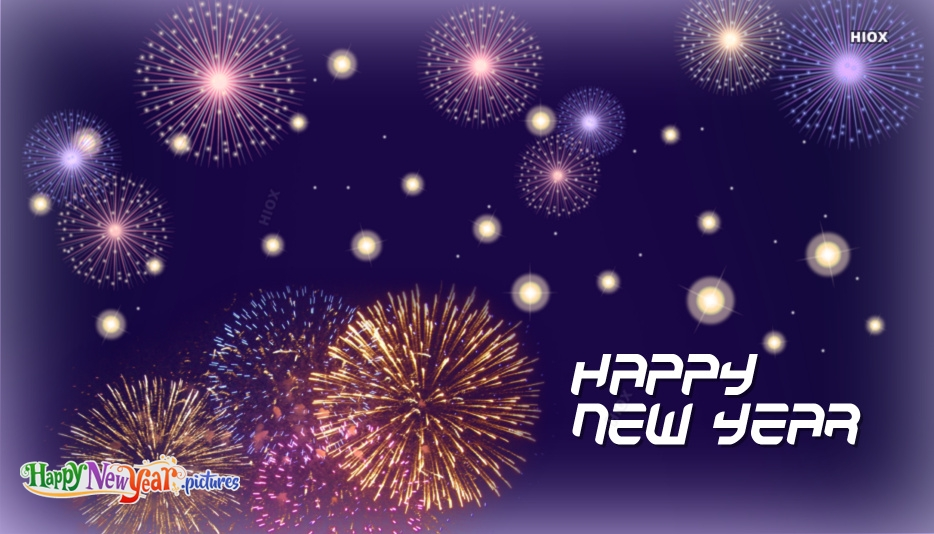 Happy New Year Sparkle Images