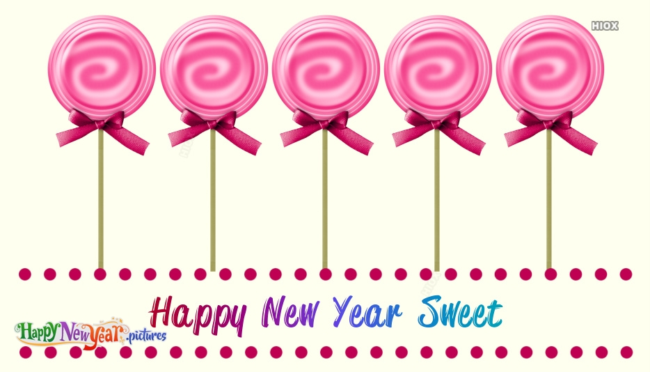 Happy New Year Sweet Images, Pictures