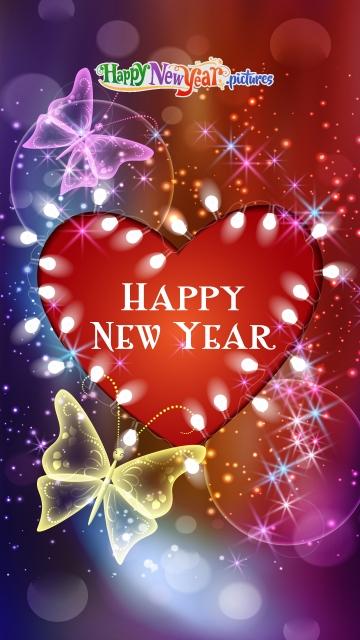 Happy New Year Sweetheart
