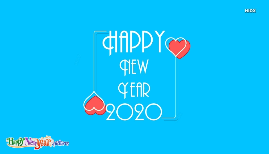 Happy New Year To Family and Friends