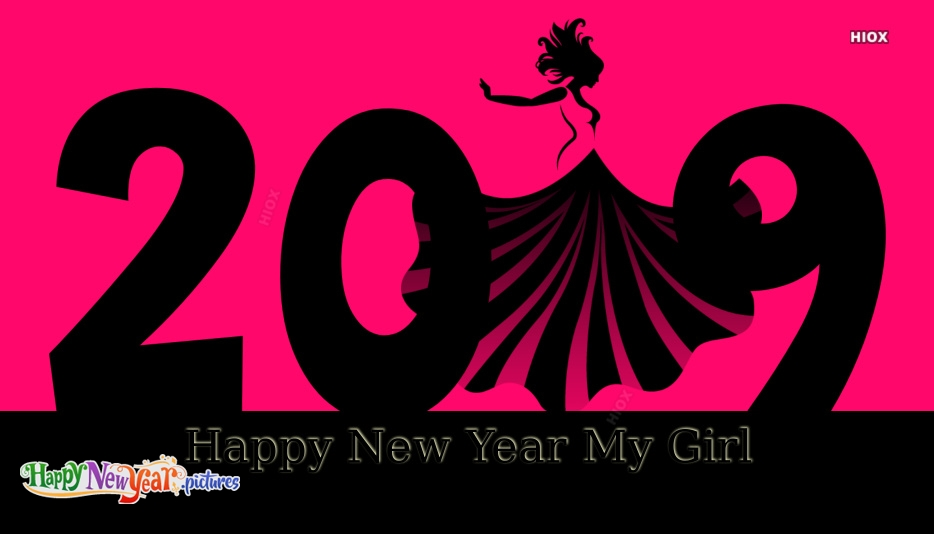 Happy New Year To Girlfriend