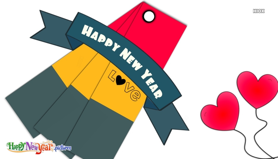 Happy New Year To Love