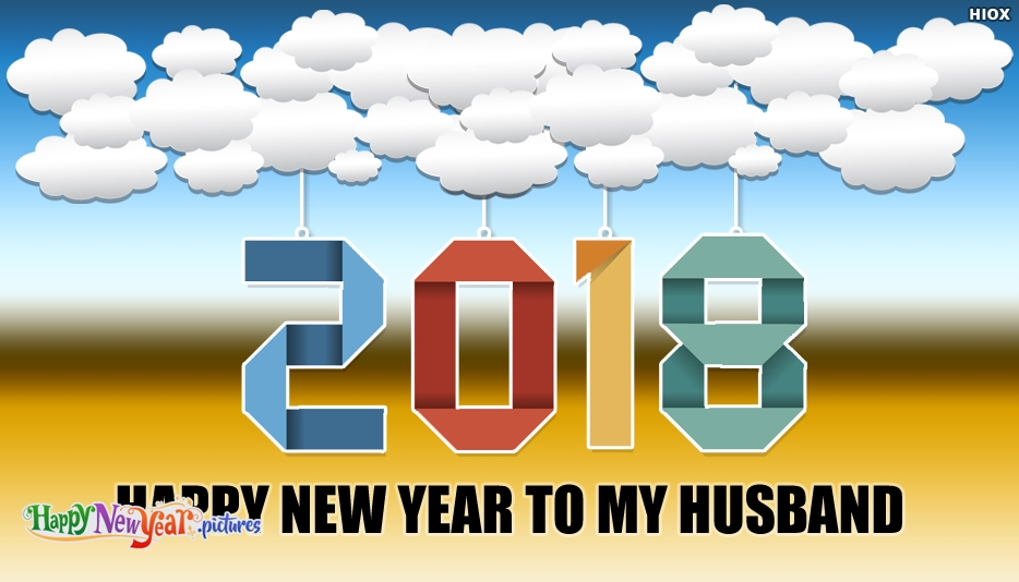 Happy New Year To My Husband